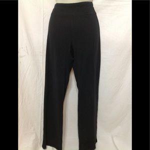 Women's size Large GAP wide waistband yoga pants